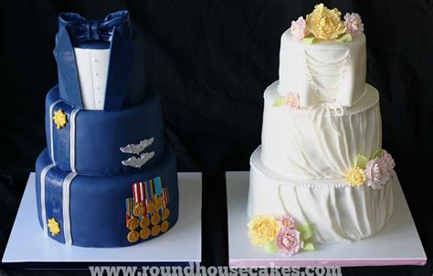 His And Wedding Cakes by His And Wedding Cakes Cakecentral