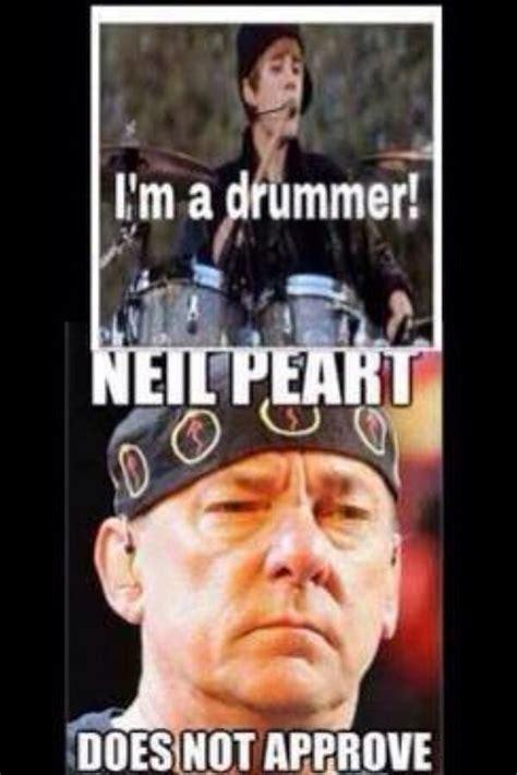 Neil Peart Meme - nick gimarelli on twitter quot love this meme rush neilpeart neilpeartprobs pratt drummer