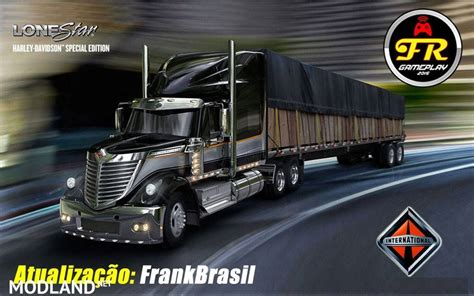 International Lonestar V 2.3.2 Mod For American Truck