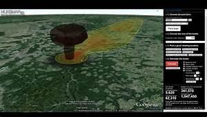 Google Earth Fläche Berechnen : google earth als atomkrieg simulator game2gether ~ Themetempest.com Abrechnung