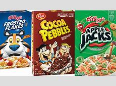 The Top 50 Cereals, Ranked Nerdist