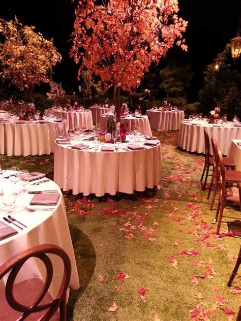 wedding reception decorations enchanted forest  jim