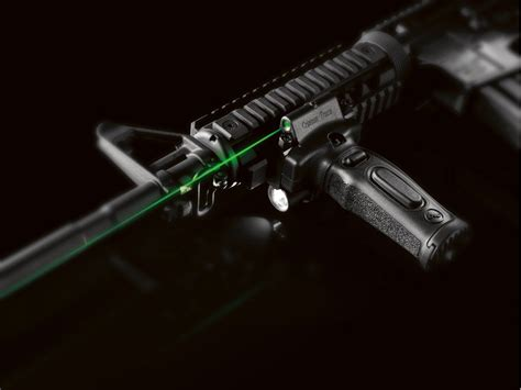 ar15 weapon light crimson trace lasergrips modular ar 15 vertical forend