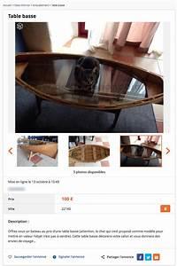 Le Bon Coin Table Basse : table basse ameublement bretagne best of le bon coin ~ Teatrodelosmanantiales.com Idées de Décoration