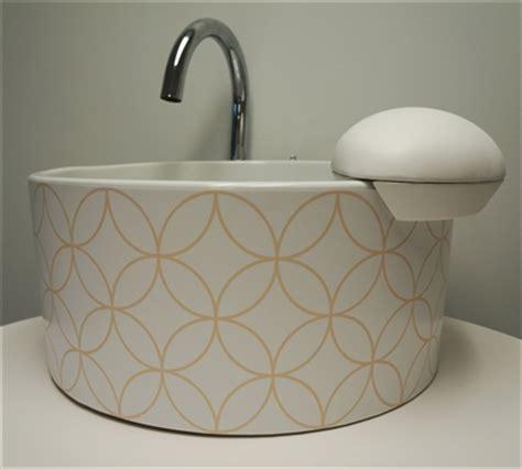 cirque pedicure sink mode motif collection