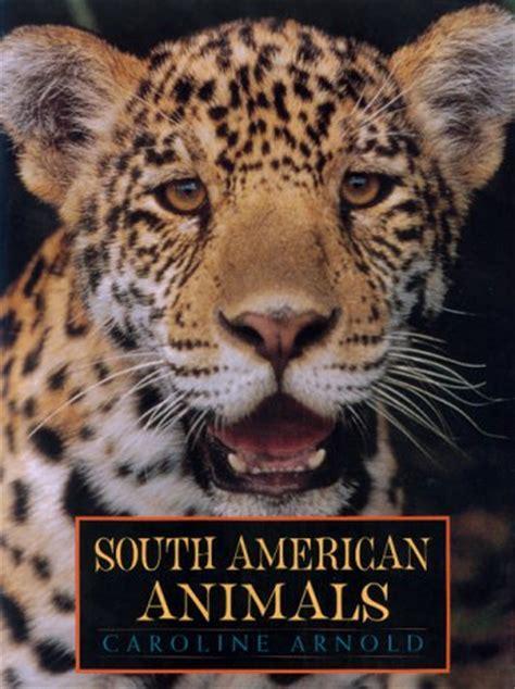 national fauna symbols  south america infobarrel