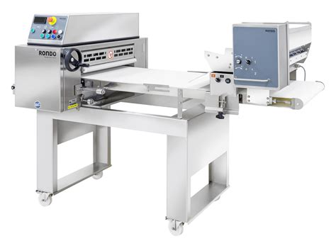 Bakery Machines For Dough Processing