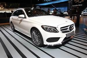 Mercedes Classe C Break 2014 : mondial auto 2014 lancement de la mercedes classe c break photo 3 l 39 argus ~ Maxctalentgroup.com Avis de Voitures