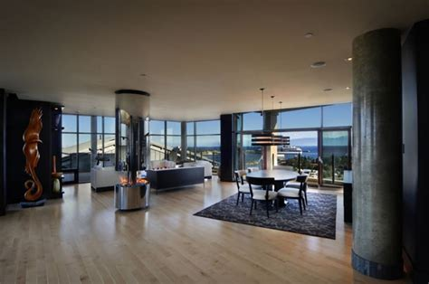 kitchen furniture vancouver luxury penthouse apartment with 360 degree views