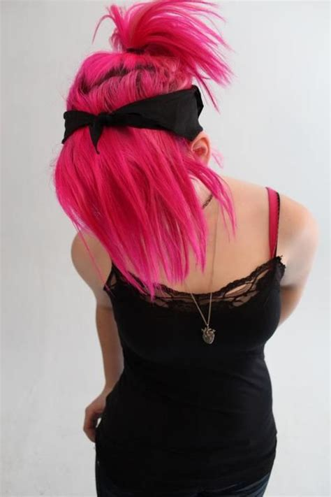 Party Red Pink Hair Chalk Set Of 6 Pinterest My Hair
