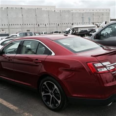Sam Packs Five Star Ford Ford Dealership In Carrollton Tx