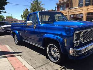 1973 Chevy Gmc C20 3  4 Ton Street    Strip Pick Up Truck Nr