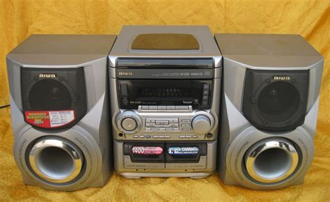 Aiwa Nsxk580, Review, Price, Player, Audio System, India