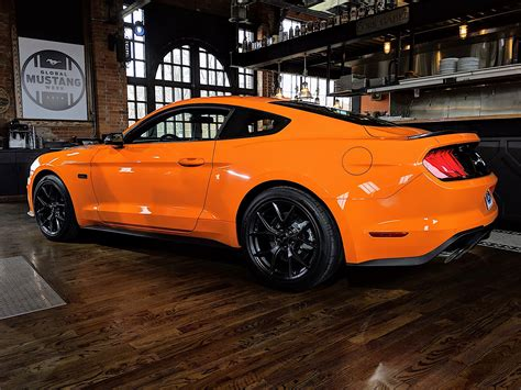 ford mustang ecoboost high performance package rocks