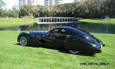 2015 DELAHAYE USA Pacific Is Ultra-Chic V12 Homage to Art ...