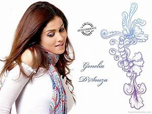 Gorgeous Genelia D'souza - DesiComments.com