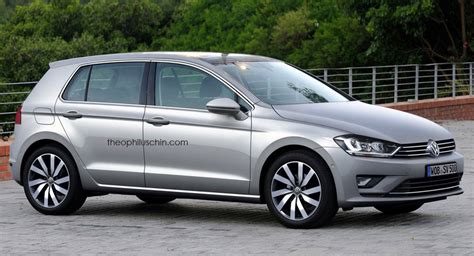 Vw Golf 2019 by New Vw Golf Tipped For 2019 Debut