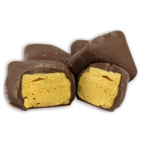 Milk Chocolate Sponge Candy | All Distributed Items ...
