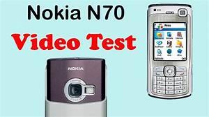 Nokia N70 Video Test  U0026  U0412 U0438 U0434 U0435 U043e  U0442 U0435 U0441 U0442  U043a U0430 U043c U0435 U0440 U044b