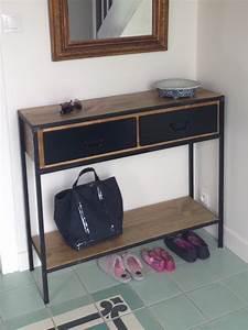Meuble Tv Industriel : meubles console fashion designs ~ Preciouscoupons.com Idées de Décoration