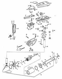 Minn Kota Turbo 50 Parts