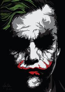 Joker, why so serious? by BuiltToFail on DeviantArt