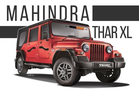mahindra jeep 2017 do you think mahindra should make the thar xl 4 4 in 2017