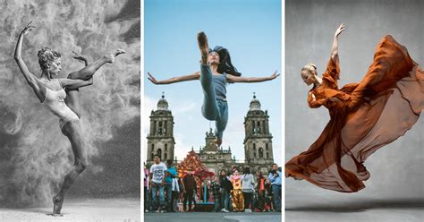 Dance Photographers Who Expertly Capture the Movement of Dancers