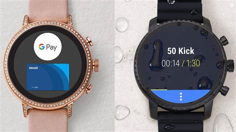 fossil launches 7 next smartwatches in india starting from rs 19 995 technology news
