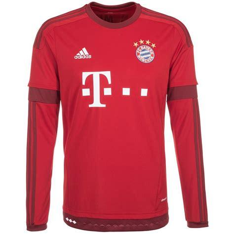 Meisterschaft nach einführung der bundesliga 1963/64 darf er fünf meistersterne auf dem trikot tragen. adidas Performance FC Bayern München Trikot Home 2015/2016 ...