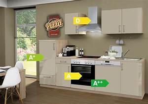 Küchen Online Shop : menke k chen k chenzeile premium lack 270 cm inkl geschirrsp ler k che k chen ebay ~ Frokenaadalensverden.com Haus und Dekorationen