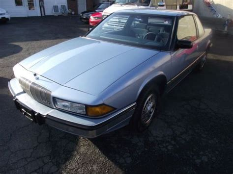 how to fix cars 1989 buick regal user handbook find used 1989 buick regal limited 72000 miles future classic beautifull in out in