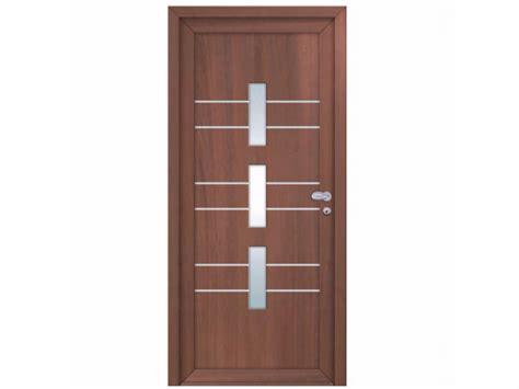 Porta D Ingresso In Vetro by Porta D Ingresso In Derivati Legno Per Esterno Con