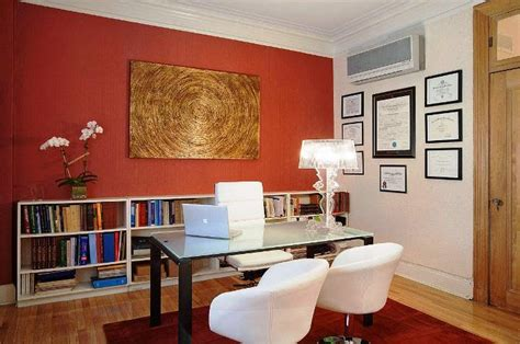 Fine Business Office Color Ideas  Home Design #437