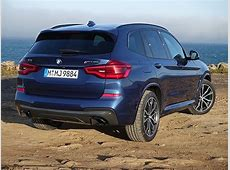 2018 BMW X3 First Review Kelley Blue Book