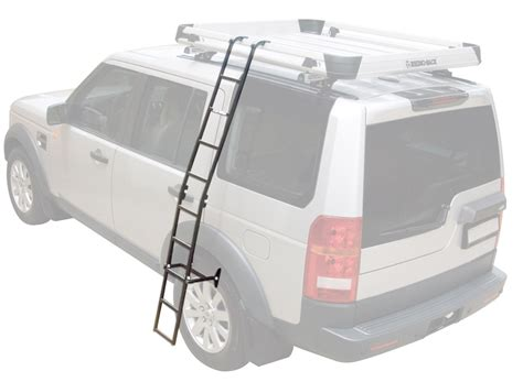 rhino rack folding ladder roof access ladders ship