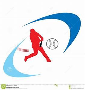 Baseball Logo Stock Illustration - Image: 48309482