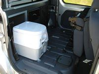 Ford Transit Connect Camper Images: Photo Gallery   Pro