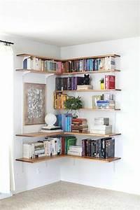 Bibliotheque Angle Ikea : les 25 meilleures id es de la cat gorie tag res d 39 angle sur pinterest ~ Teatrodelosmanantiales.com Idées de Décoration