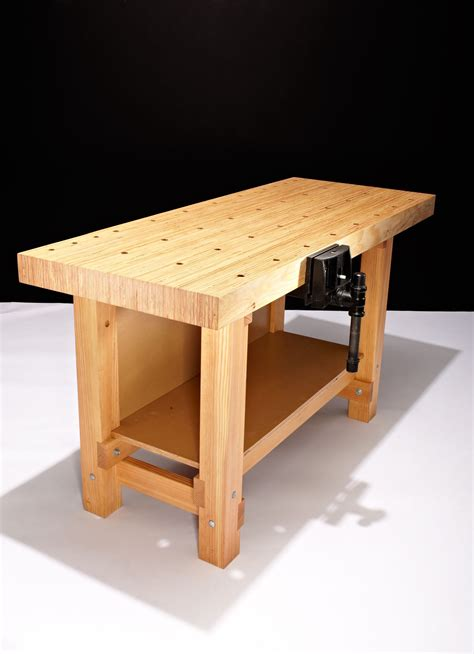 build  ultimate diy workbench woodworking