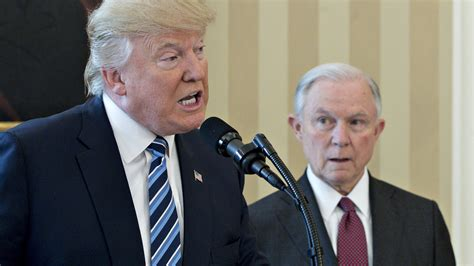 Jeff Sessions Is Growing 'Pissed' at Trump, His Allies Say ...