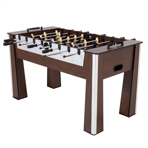 full size foosball table escalade sports 60 quot milan