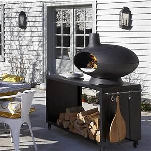 Four Pizza Exterieur : table d 39 ext rieur pour four pizza forno jardinchic ~ Melissatoandfro.com Idées de Décoration