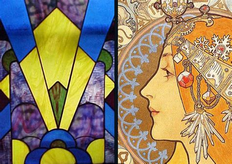 the difference between nouveau and deco artnouveau4