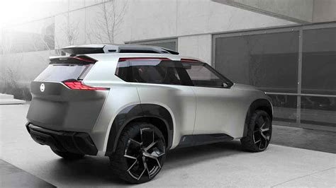 Nissan Xmotion 2020 by Naias 2018 Nissan Says Rugged Can Be Sleek With Xmotion