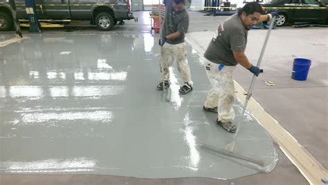 Best Commercial Epoxy Floor Coating in McMinnville Oregon