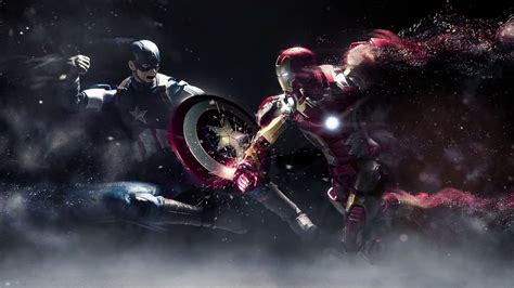 Captain America Animated Wallpaper - dreamscene animated wallpaper iron and captain