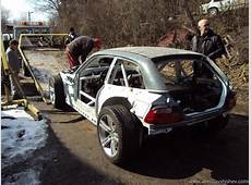 Ambitious 18 Year Old Builds V10Powered BMW Z3