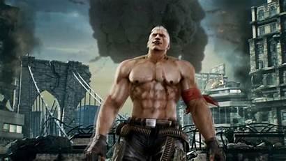 Tekken Bryan Fury Wallpapers Px Adams Desktop