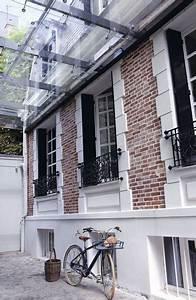1000 idees sur le theme exterieur de brique sur pinterest With toit en verre maison 7 brique de verre wikipedia